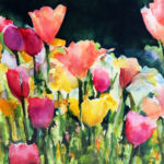 Tulips (print only)