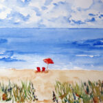 On the Beach (Sold)